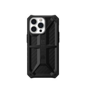 UAG iPhone 13 Pro Monarch Case – Carbon Fiber