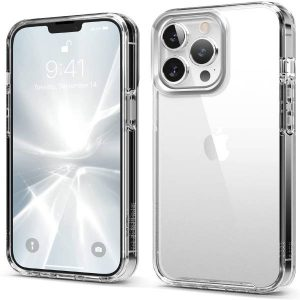 Elago iPhone 13 Pro Max Hybrid Case - Clear