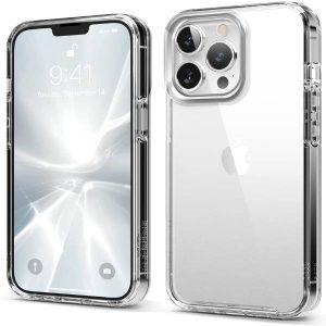 Elago iPhone 13 Pro Hybrid Case - Clear