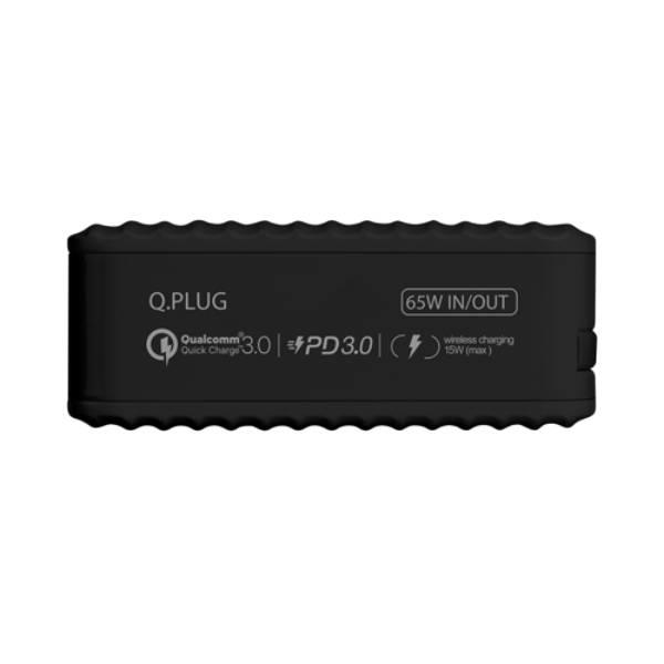 Momax Q.Power Plug 65W Portable GaN Charger