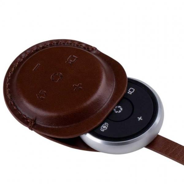 Momax U.Remote Bluetooth Shutter- Brown