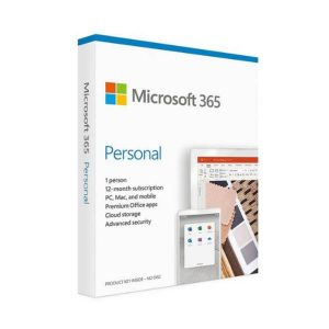 Office 365 Personal Subscr 1YR